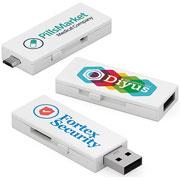 Dual Port USB
