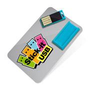 Sticky USB